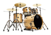 Mapex SV504XB-MXN 4-pc Shell Pack, Natural Maple Burl