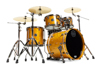Mapex SV504XB-MNL 4-pc Shell Pack, Amber Maple Burl