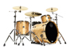 Mapex SV426XB-MXN 3-pc Shell Pack, Natural Maple Burl