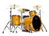Mapex SV426XB-MNL 3-pc Shell Pack, Amber Maple Burl