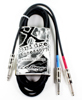 LR Baggs Stereo Y-Cable