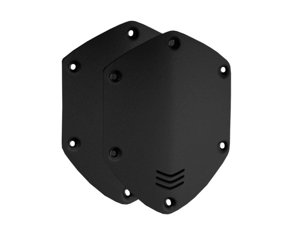 V-Moda XS Shield Plates Matte Black
