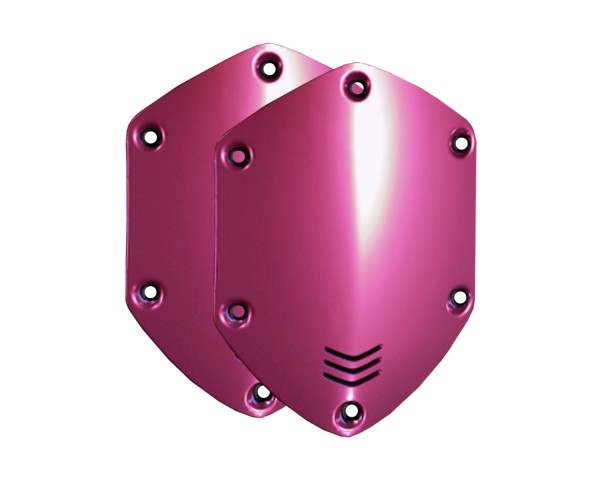 V-Moda XS Shield Plates Pink