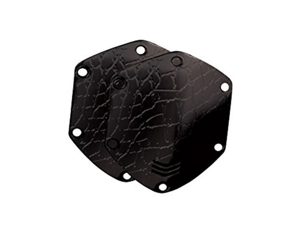 V-Moda Crossfade Shield Plates Croc Black