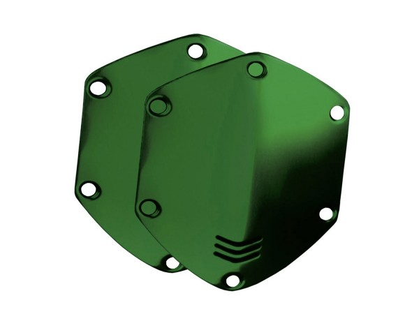 V-Moda Crossfade Shield Plates Hawk Green