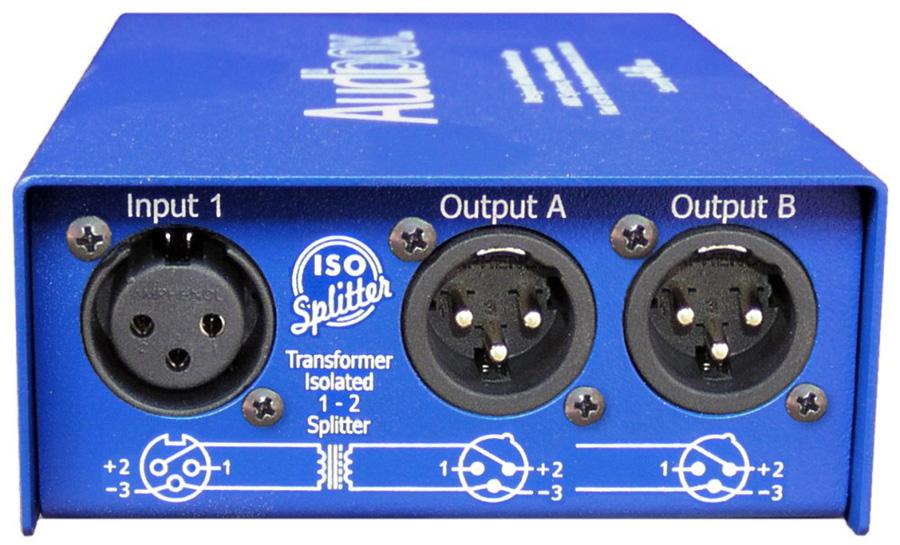 ARX Iso Splitter Duo