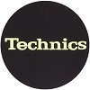 Technics Slipmat Technics Logo Glow