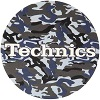 Technics Slipmat Technics Logo Army Navy