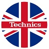 Technics Slipmat Technics Logo UK