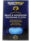 MN730 Brass & Woodwind Untreated Microfiber Polishing Cloth