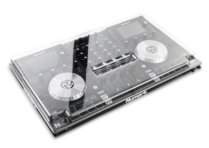 Decksaver Decksaver Numark NV cover