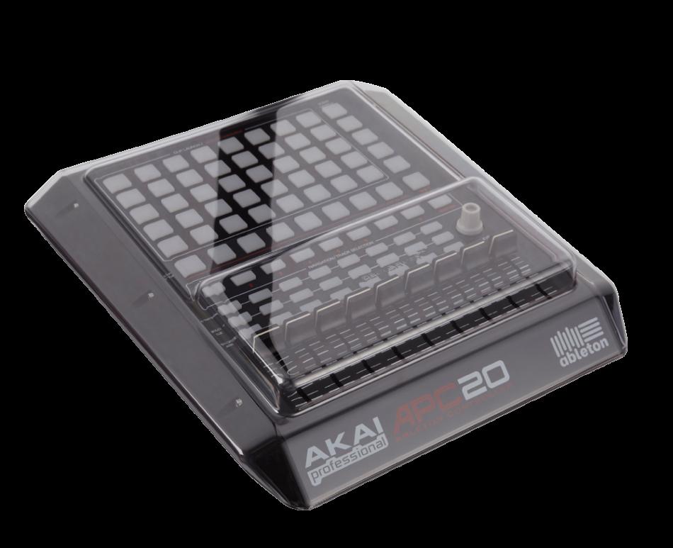 Decksaver Decksaver LE Akai Pro APC20 cover (LIGHT EDITION)