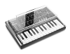 Decksaver LE Arturia Micro Brute cover (LIGHT EDITION)