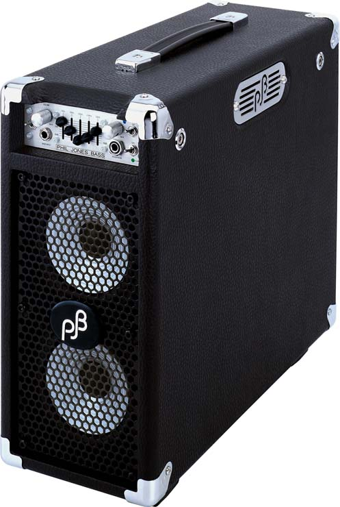 Phil Jones Briefcase 100W Combo 2x5 Piranha-A