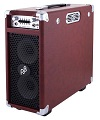 Briefcase 100W Combo 2x5 Piranha-A Red