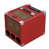 Flightcase 150W Digital Combo 4x5 Neo Red