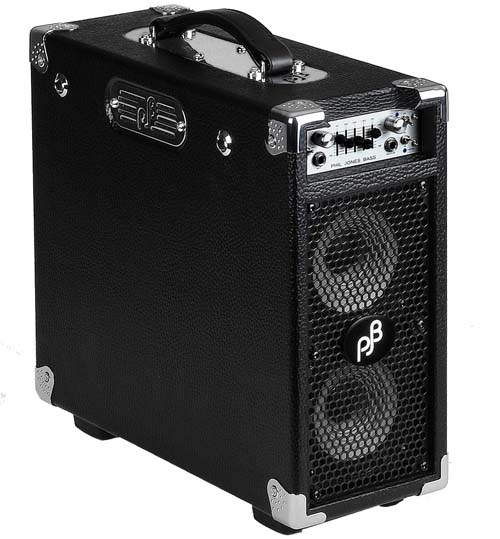 Phil Jones Briefcase Ultimate 160W Combo 2x5 Piranha-C