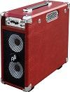 Briefcase Ultimate 160W Combo 2x5 Piranha-C Red