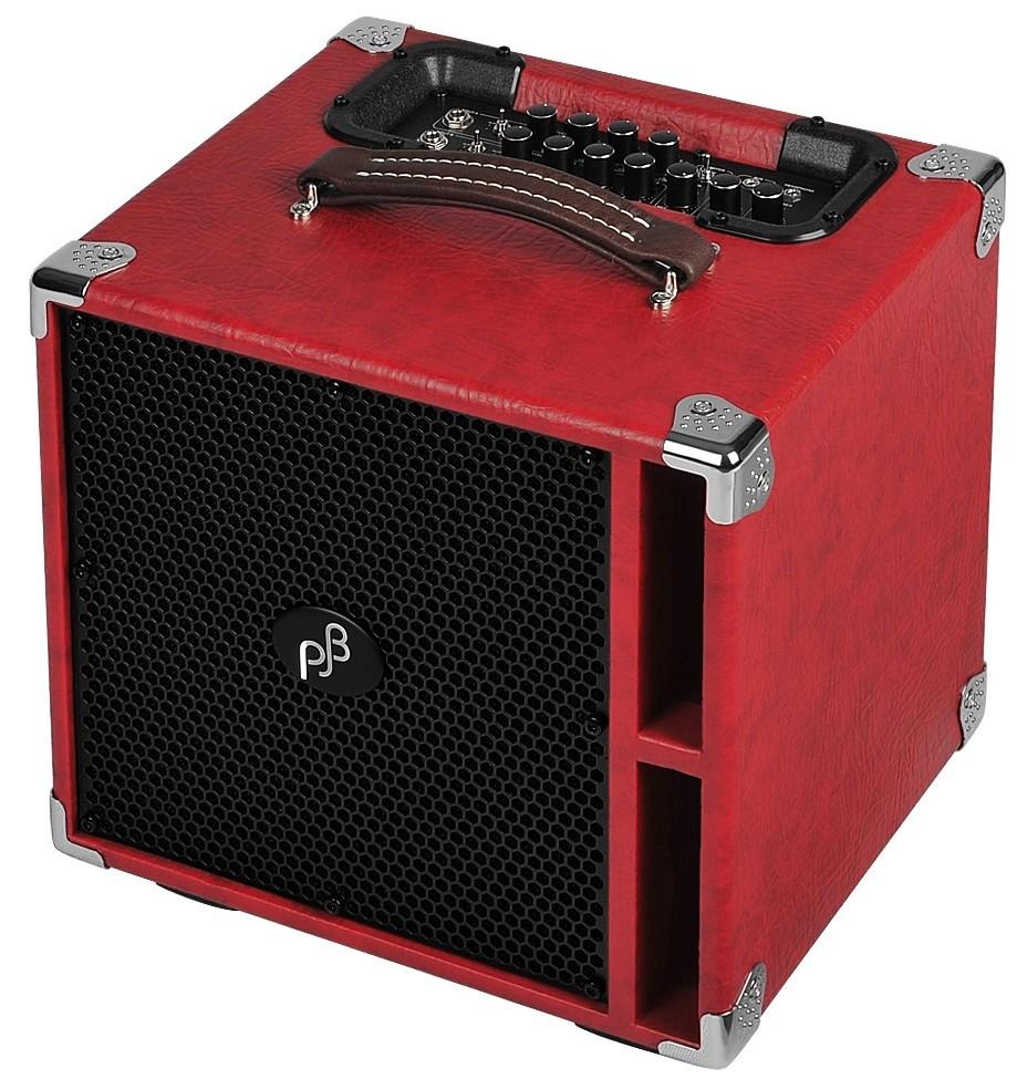 Phil Jones Suitcase Compact 400W Combo 4x5 Piranha Red