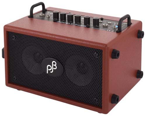 Phil Jones Double 4 75W micro Combo 2x4 Neo Red