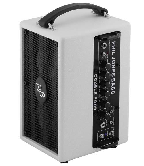 Phil Jones Double 4 75W micro Combo 2x4 Neo White