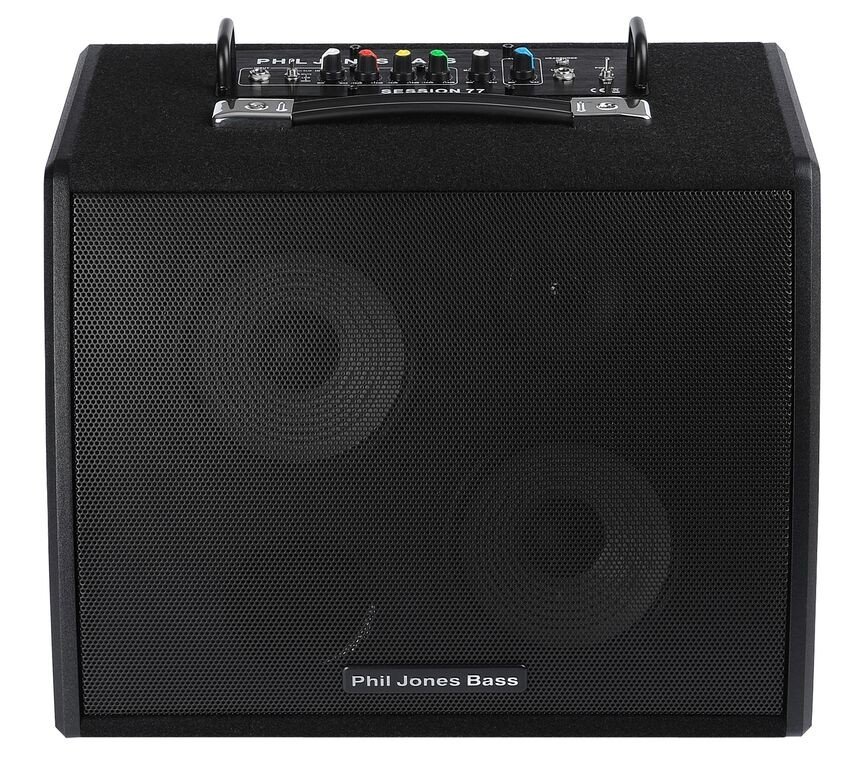 Phil Jones Session 77 100W Combo 2x7 + tweeter