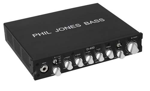 Phil Jones D-400