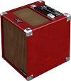 Super CUB - 250W Guitar Combo 6x5 Neo Red