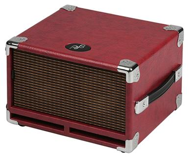 Phil Jones 100W Neo Powered Cabinet 2x5 Red