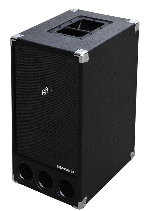 Phil Jones 250W Neo Powered Cabinet 6x5