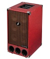 250W Neo Powered Cabinet 6x5 Red