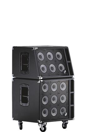 Phil Jones Piranha 6T Cabinet 6 x 5 / 600 Watts