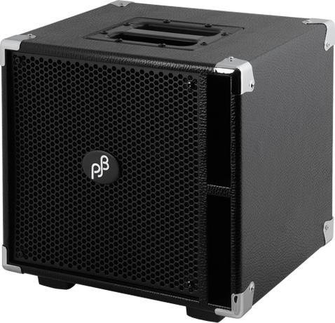 Phil Jones Piranha C4 Cabinet 5 x 4/ 400 Watts