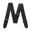 Dunlop Cotton Strap D21-01BK Svart Axelband