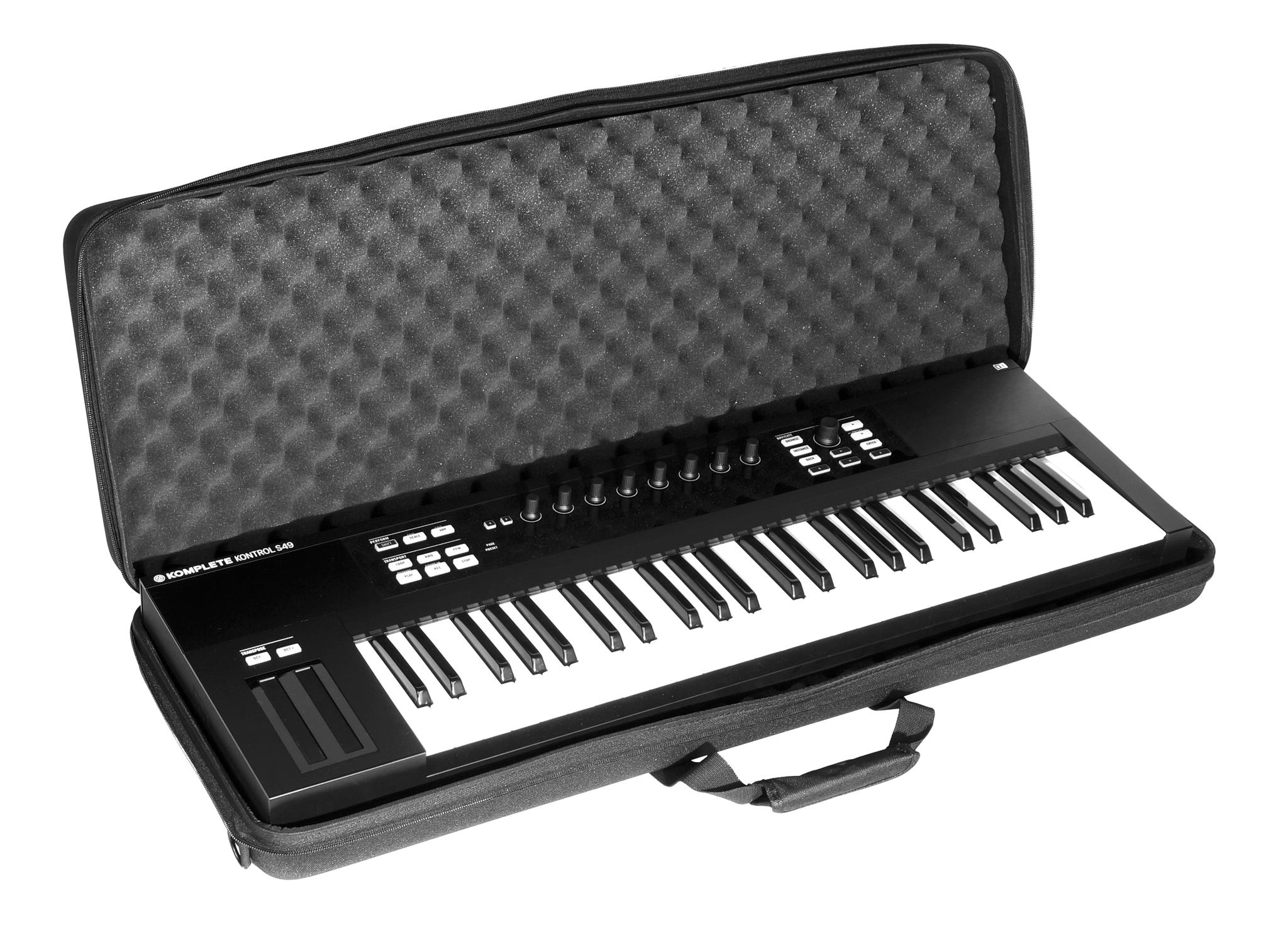 UDG 49 Keyboard Hardcase Black