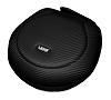 Headphone Case Large Black PU