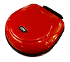 UDG Headphone Case Large Red PU