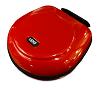 Headphone Case Large Red PU
