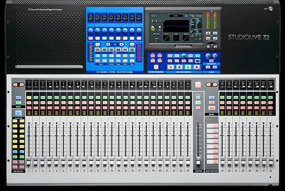 Presonus StudioLive 32 Series 3