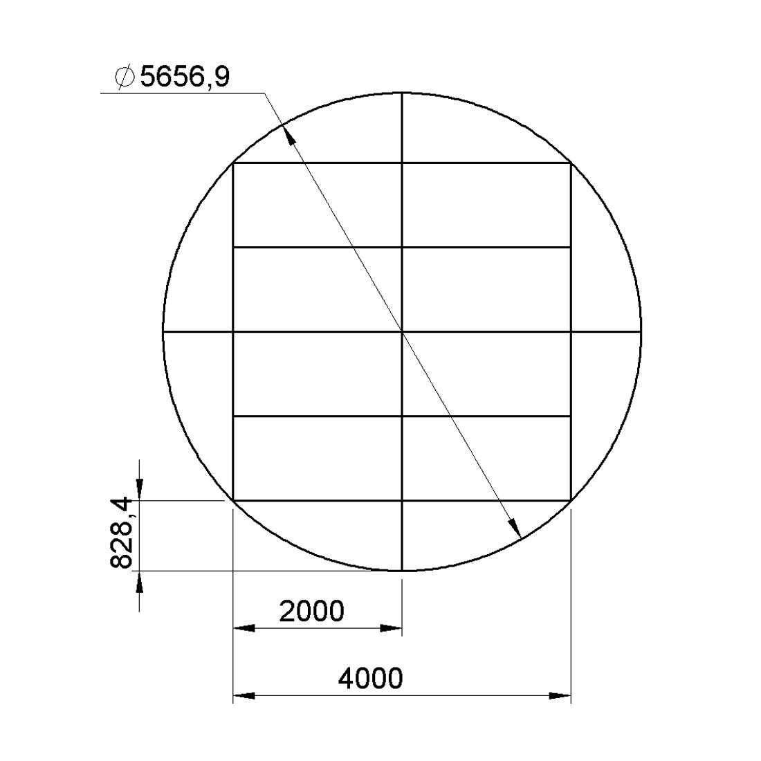 Duratruss DS-PROSTAGE Circle 5,5m Part 1