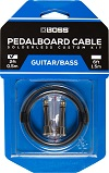 BOSS BCK-2 Pedalboard Cable Kit 0.5m