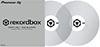 RekordBox Control Vinyl Pair Clear