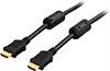 HDMI Cable Type A Ma-Ma Black 10m