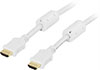 Cable HDMI Cable Type A Ma-Ma 10m White
