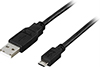 USB 2.0 Type A Male > Type Micro B Male 5-pin 0,25m