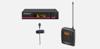 EW 122 G3 GB RADIOMIC SYSTEM Beltpack