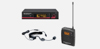 Sennheiser 504640 EW 152 G3 GB RADIOMIC SYSTEM Beltpack