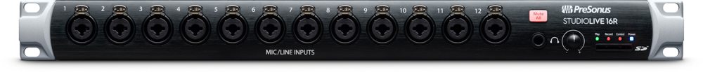 Presonus StudioLive 16R Series 3