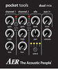AER Pocket Tools PTDM  Dual Mix 2