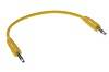 A-100C15 Cable 15cm yellow